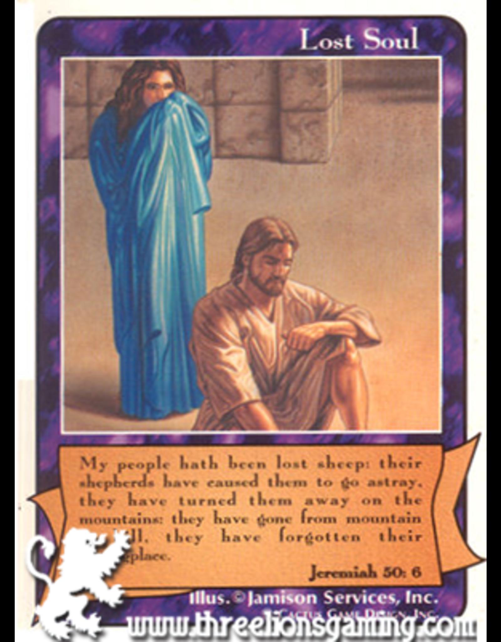 Wa: Lost Soul (Jeremiah 50:6)
