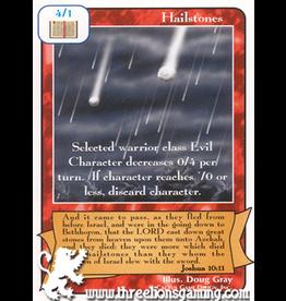 Ki: Hailstones