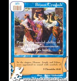 Priests: Bronze Cymbals