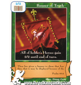 C/D: Banner of Truth