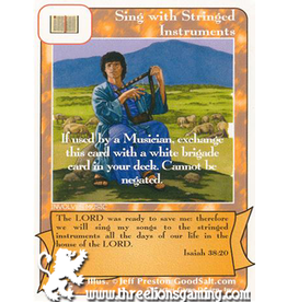 RoA: Sing with Stringed Instruments