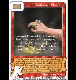 Ki: Withered Hand