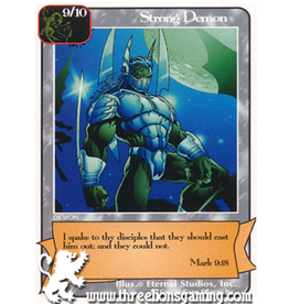 G/H: Strong Demon