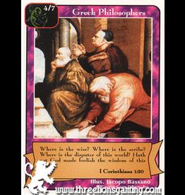 Ap: Greek Philosophers