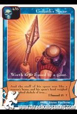 Wa: Goliath's Spear