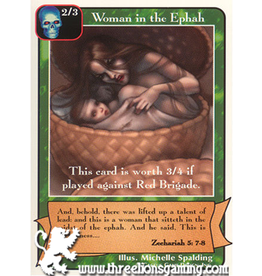 Prophets: Woman in the Ephah