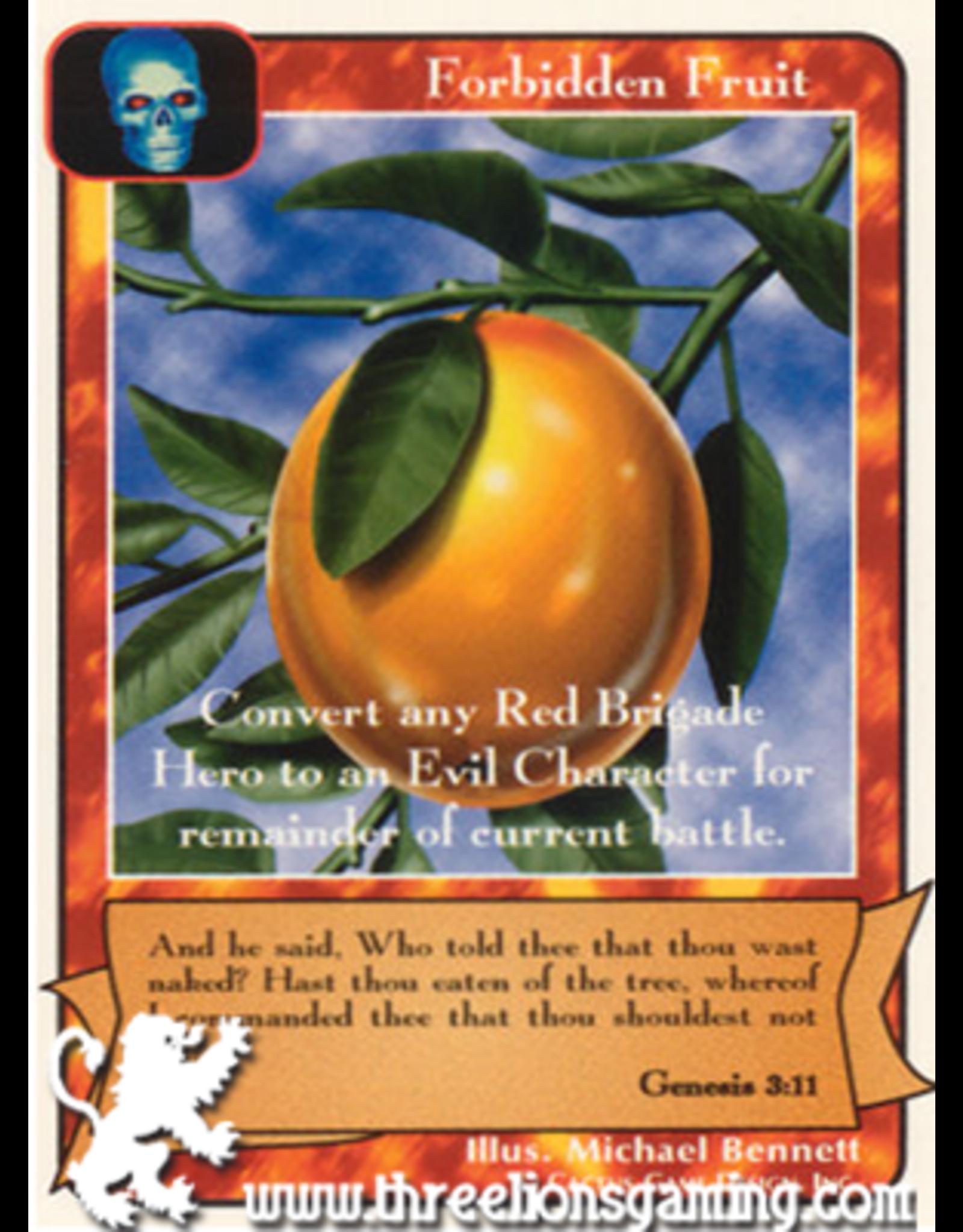 Wo: Forbidden Fruit