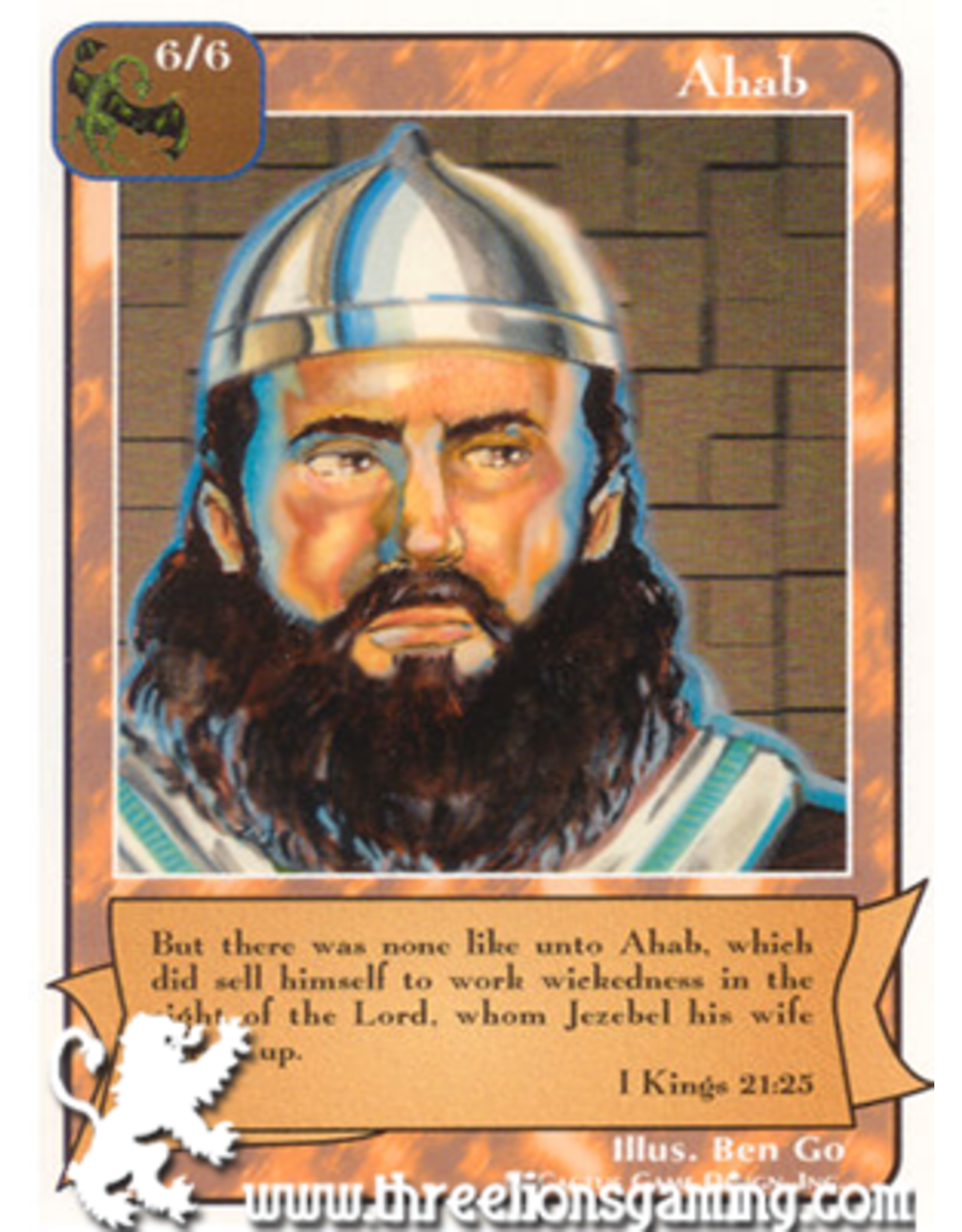 C/D: Ahab