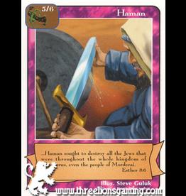 C/D: Haman
