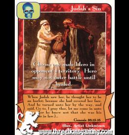Pa: Judah's Sin