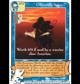 Ki: Glittering Spear