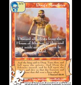 Priests: Doeg's Slaughter