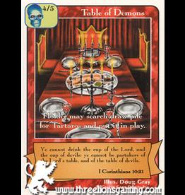 Ap: Table of Demons