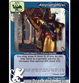 LoC: Assyrian Officer