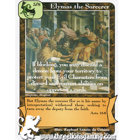 Di: Elymas the Sorcerer