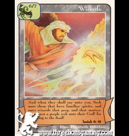 Prophets: Wizards