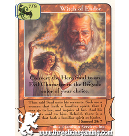 Wa: Witch of Endor