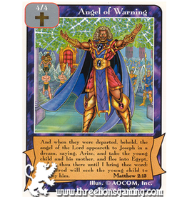 Ap: Angel of Warning