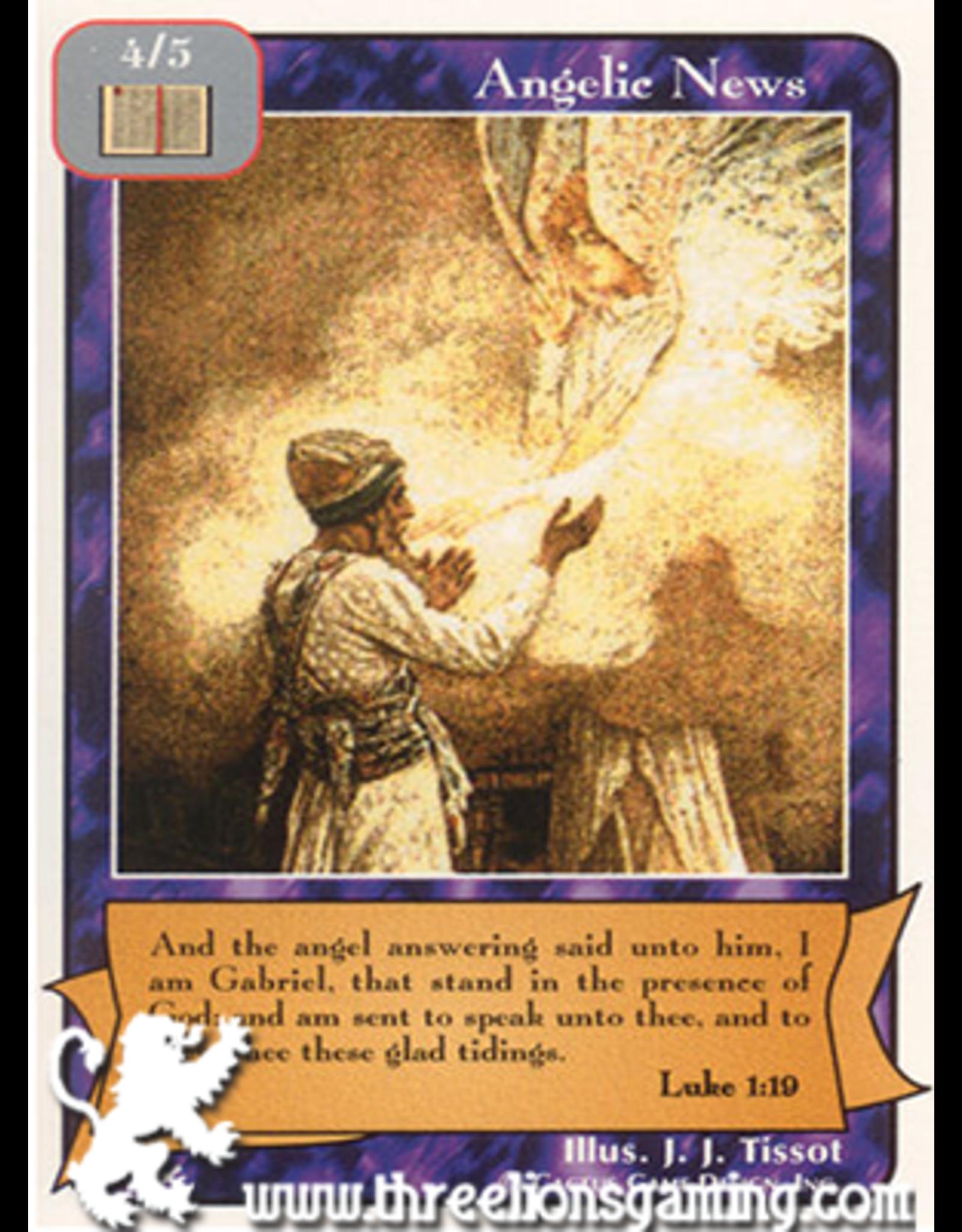 Ap: Angelic News