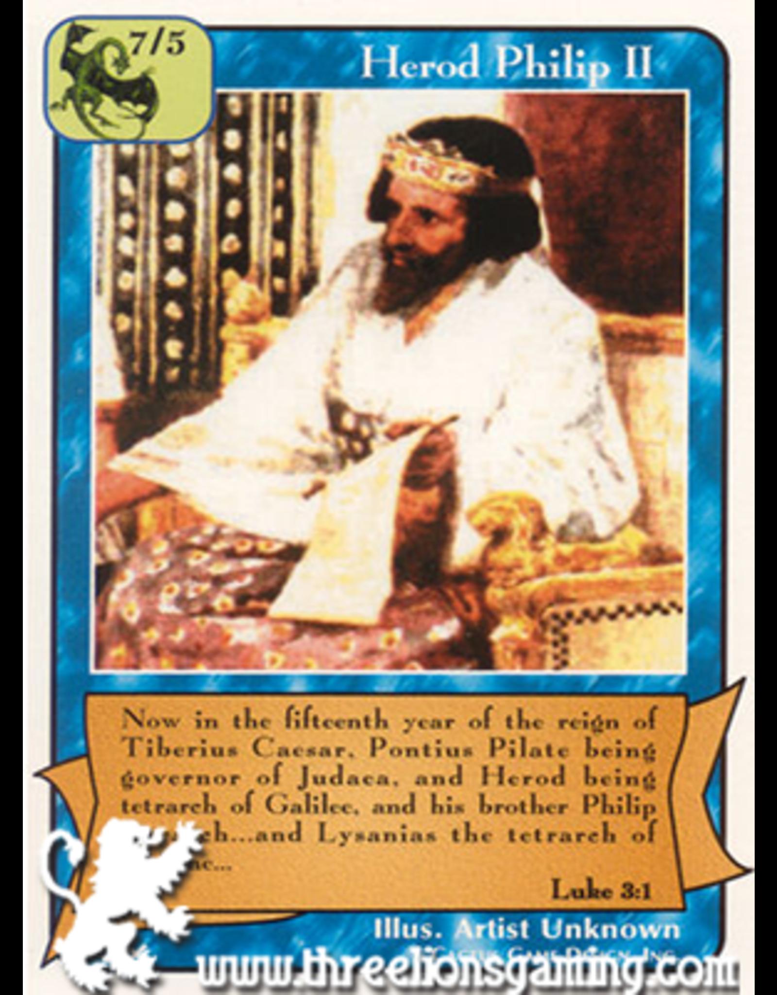 Ap: Herod Philip II