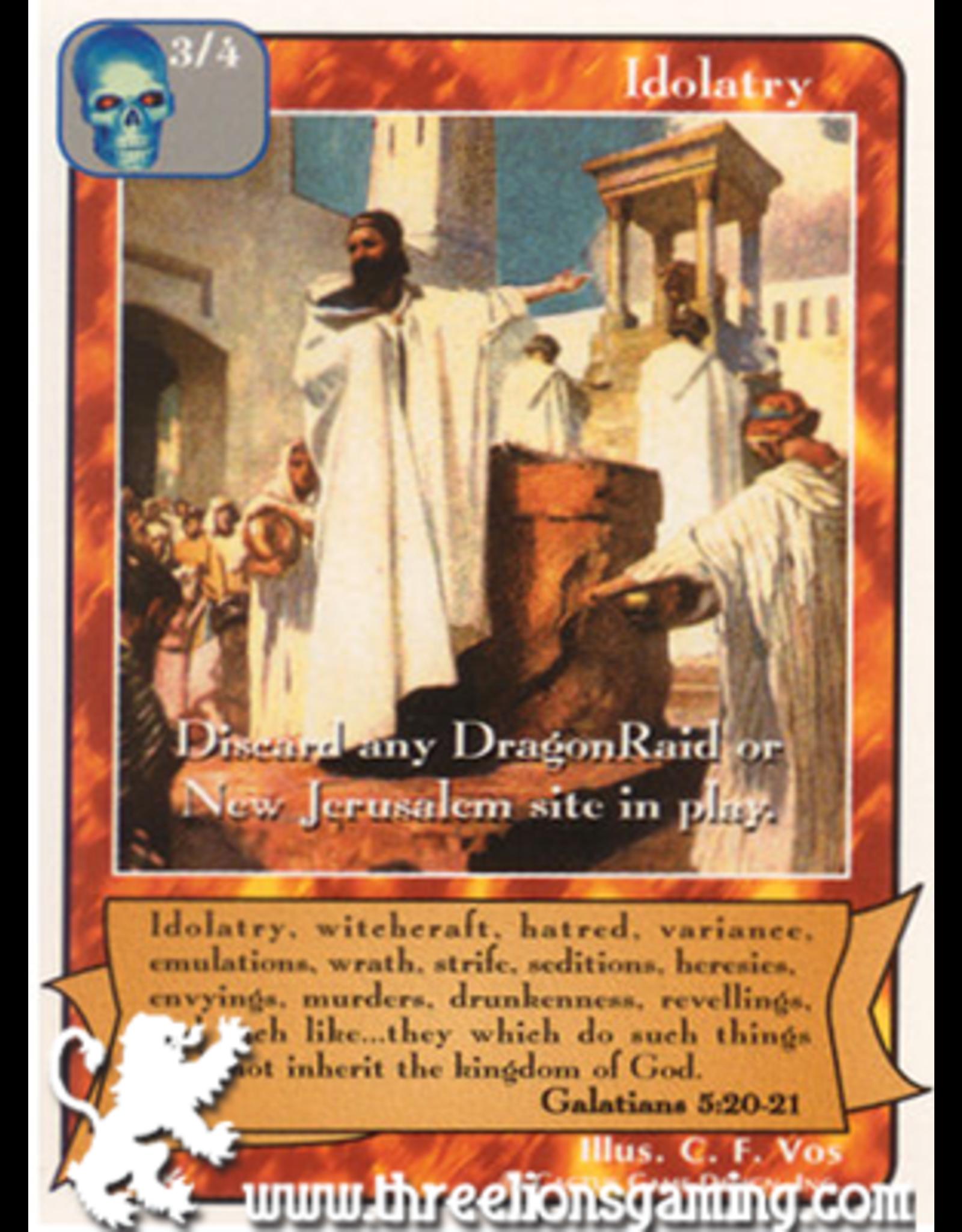 Ap: Idolatry