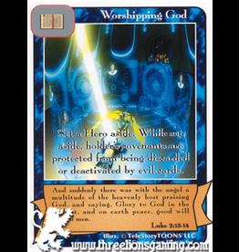 AW: Worshipping God
