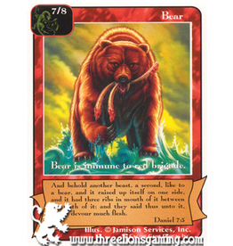 C/D: Bear