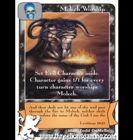 C/D: Molech Worship