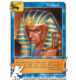 C/D: Pharaoh