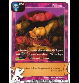 C/D: Poison