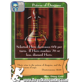 C/D: Poison of Dragons
