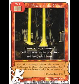 C/D: Power of the Cross