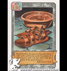 C/D: Shoes of Peace
