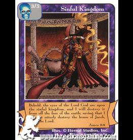 C/D: Sinful Kingdom