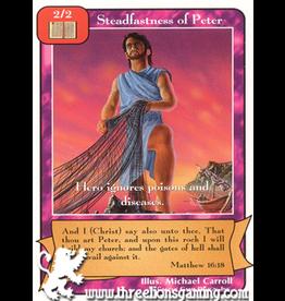 C/D: Steadfastness of Peter