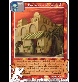 E/F: Fortresses of Ashdod