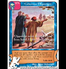 E/F: Grievous Departure