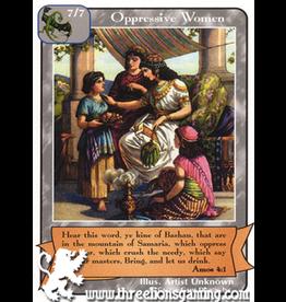 E/F: Oppresive Women