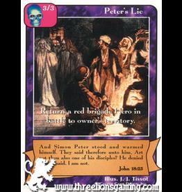 E/F: Peter's Lie