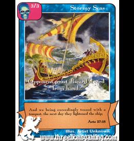 E/F: Stormy Seas
