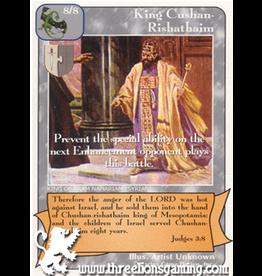 FoOF: King Cushan-Rishathaim
