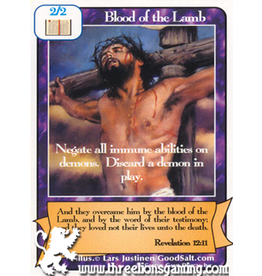 G/H: Blood of the Lamb