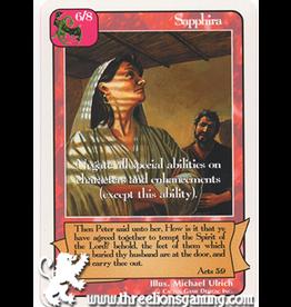 G/H: Sapphira