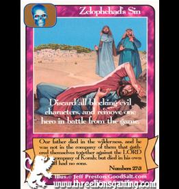 G/H: Zelophehad's Sin