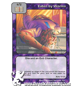 I/J: Eaten by Worms