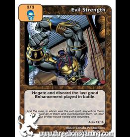 I/J: Evil Strength