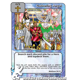 I/J: Gathering Angel