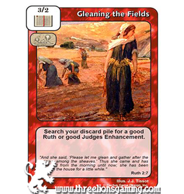 I/J: Gleaning the Fields