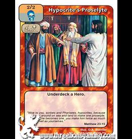 I/J: Hypocrite's Proselyte