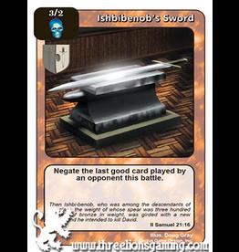I/J: Ishbibenob's Sword